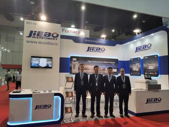 杰博科技2019泰国铸造冶金展