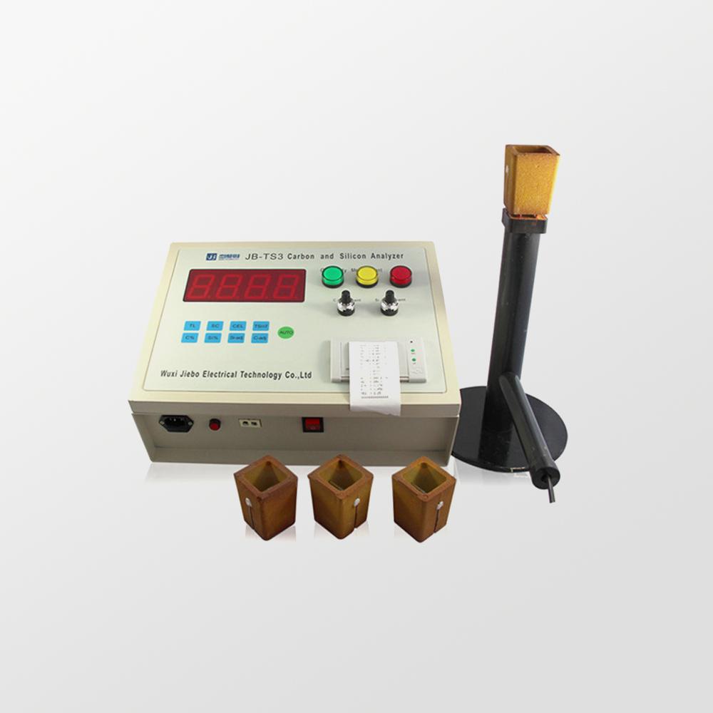 JB-TS3型铁水碳硅分析仪